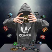 La última estafa en Instagram: hazte influencer de Adidas