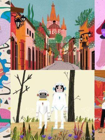 Ilustraciones animadas frame a frame