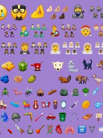 emojis nuevos 2020