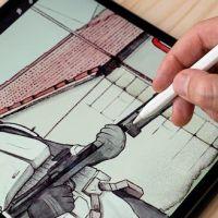 Ilustración con Procreate: dibuja escenas imposibles