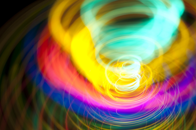 vibrant glow