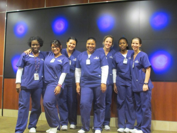 One of my clinical groups that will be graduating this Saturday