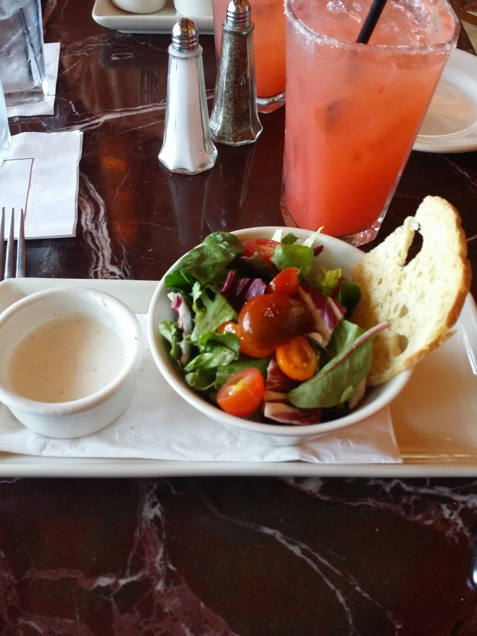 grand lux cafe salad