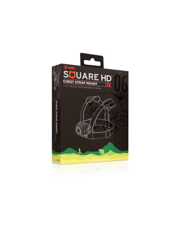 Nabi Square Hd Accessories - Electronics Packaging Design