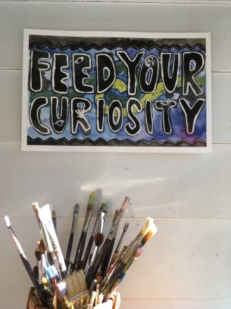 """The magic of wonder is celebrated with """"Feed Your Curiosity"""""""