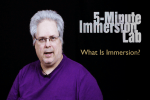 Thumbnail of 5-Minute Immersion Lab video