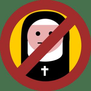 No-Nuns logo
