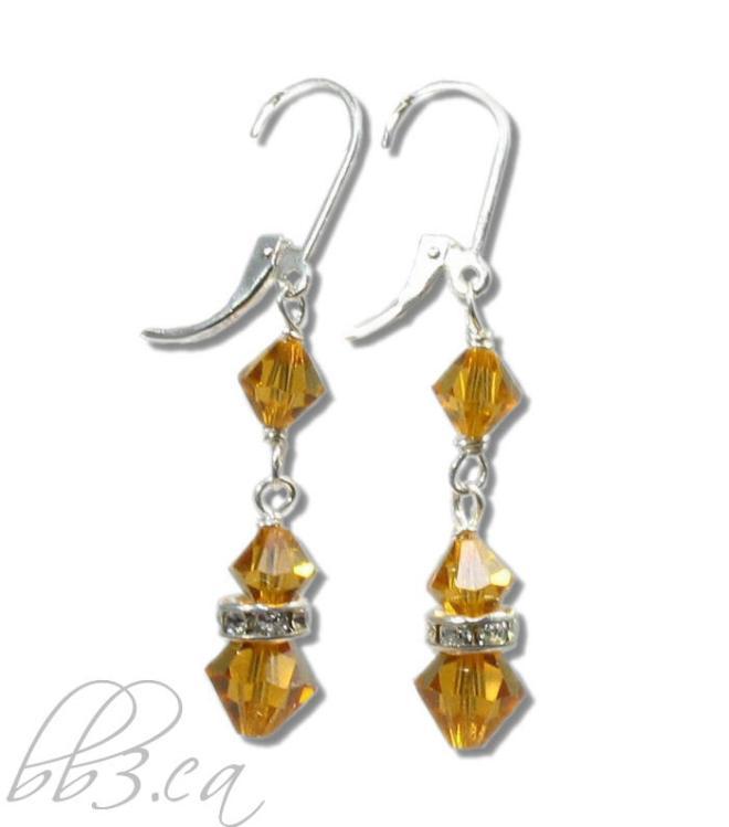 The original BRIDGET earrings