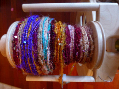 Finding Inspiration: What to Make With Handspun Yarn
