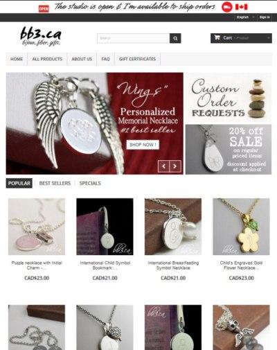 Sneak Peek at the New bb3.ca Website Design