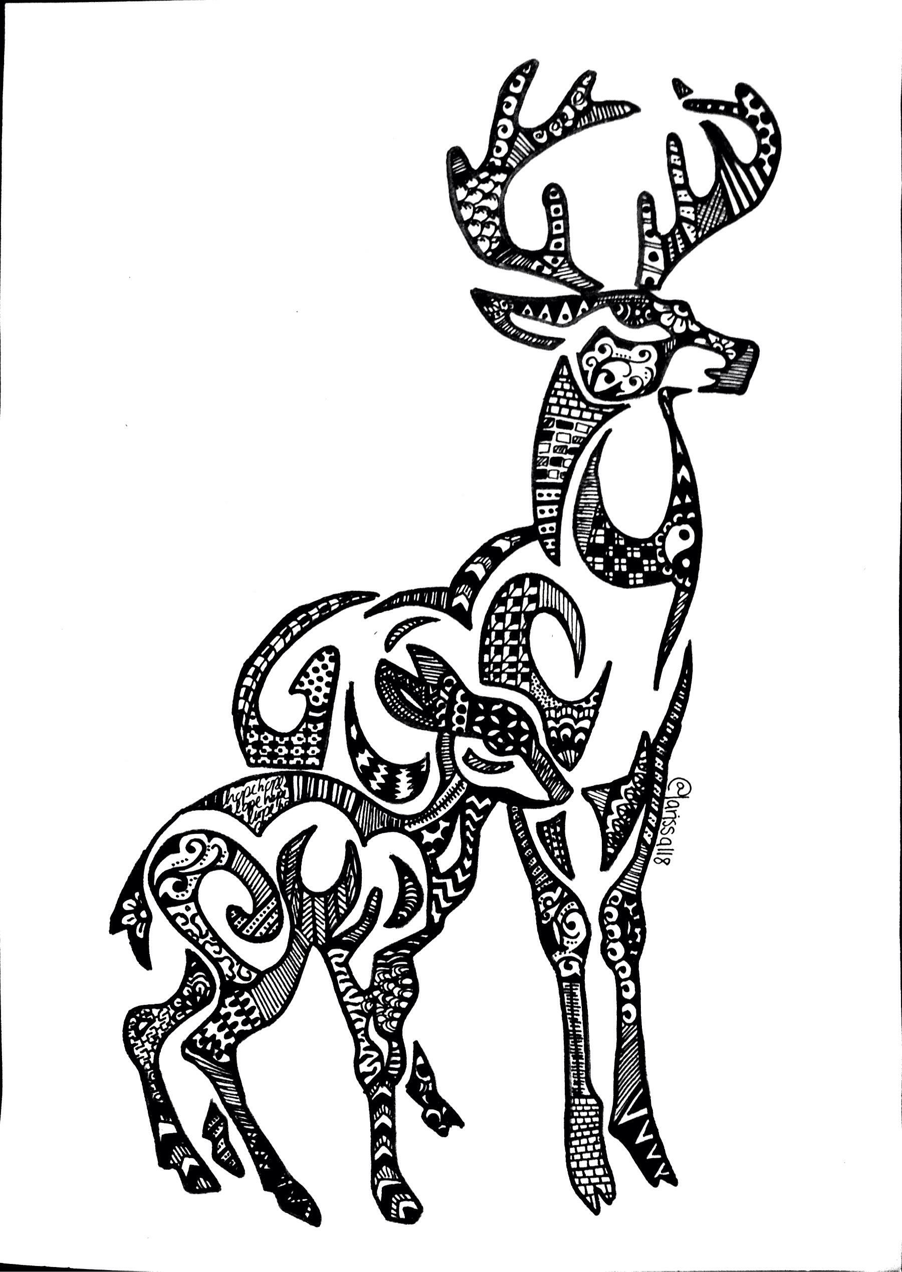 Aren't you just a Deer