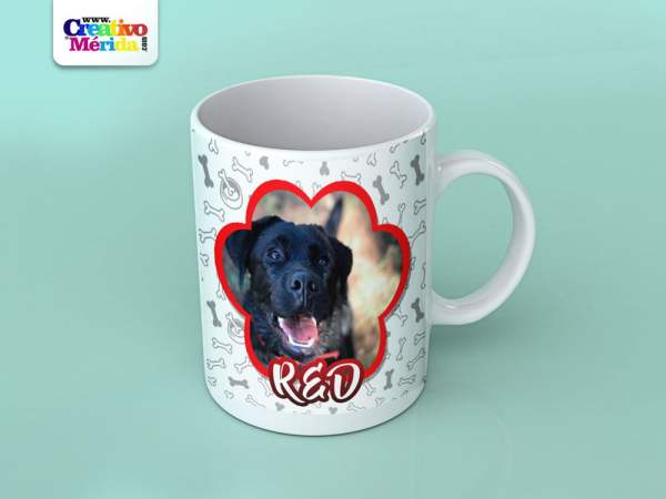 Tazas Con Foto de tu mascota