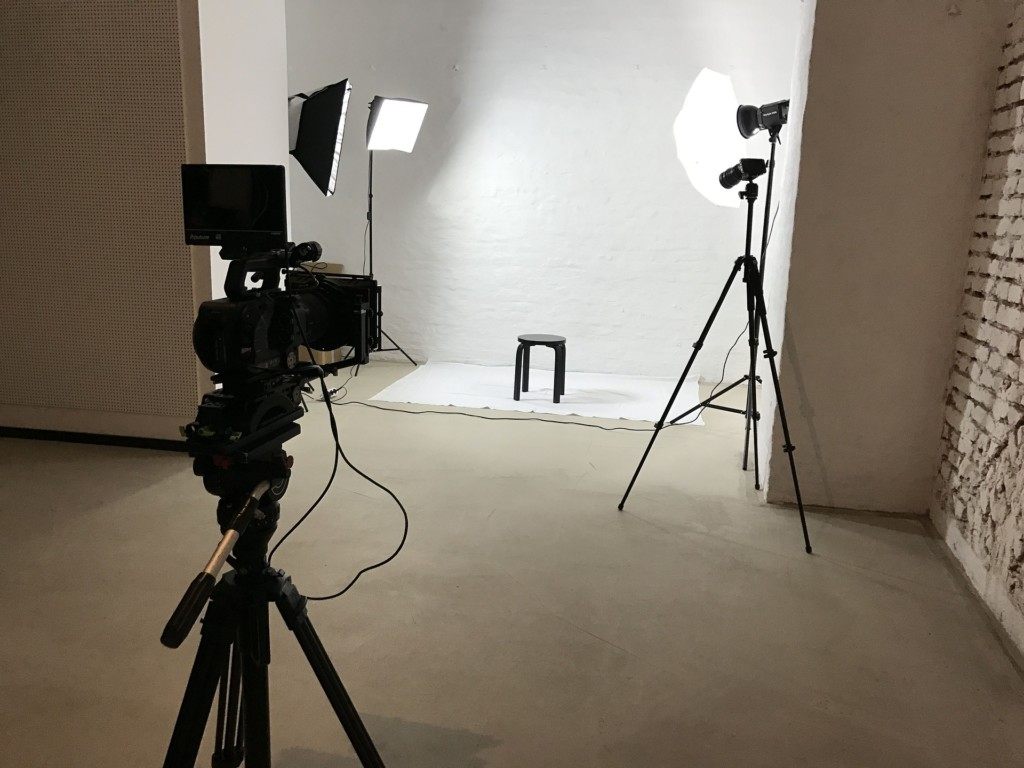 Studio lumières
