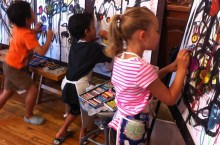 Artsblast - Wed. Drop-in Day Camp (ages 5-12)