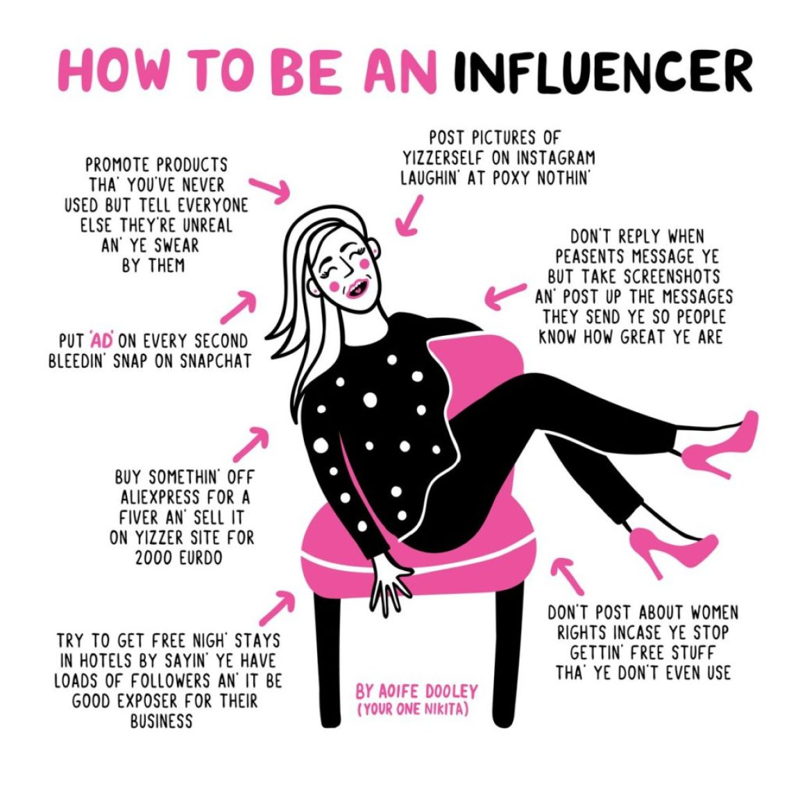 World Famous Phenomenon Becoming an Influencer