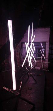 Creators Collective Luminale Lichtinstallation