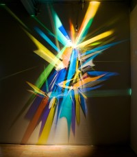 Artist Creates Prismatic Paintings with Light and Glass ...
