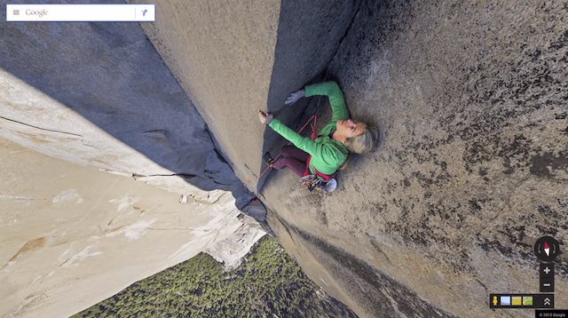 Google Maps Went Mountain Climbing So You Dont Have To