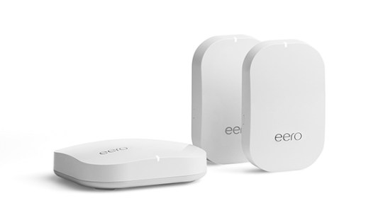 Amazon приобрел компанию — производителя роутеров Eero у Grishin Robotics