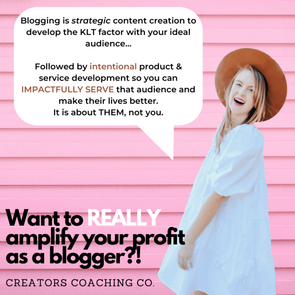 why you should sell digital products and services as a blogger