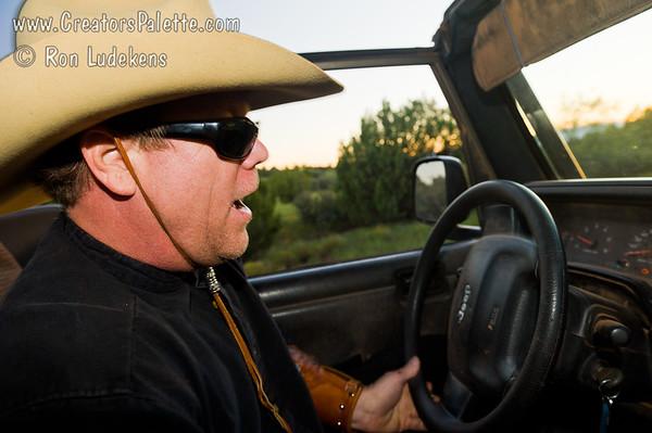 Our Safarii Driver - Gregg