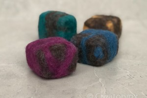 How To Make Zero-Waste Felted Soap For Home Or Travel