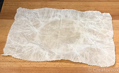 beeswax wrap needs replenishing