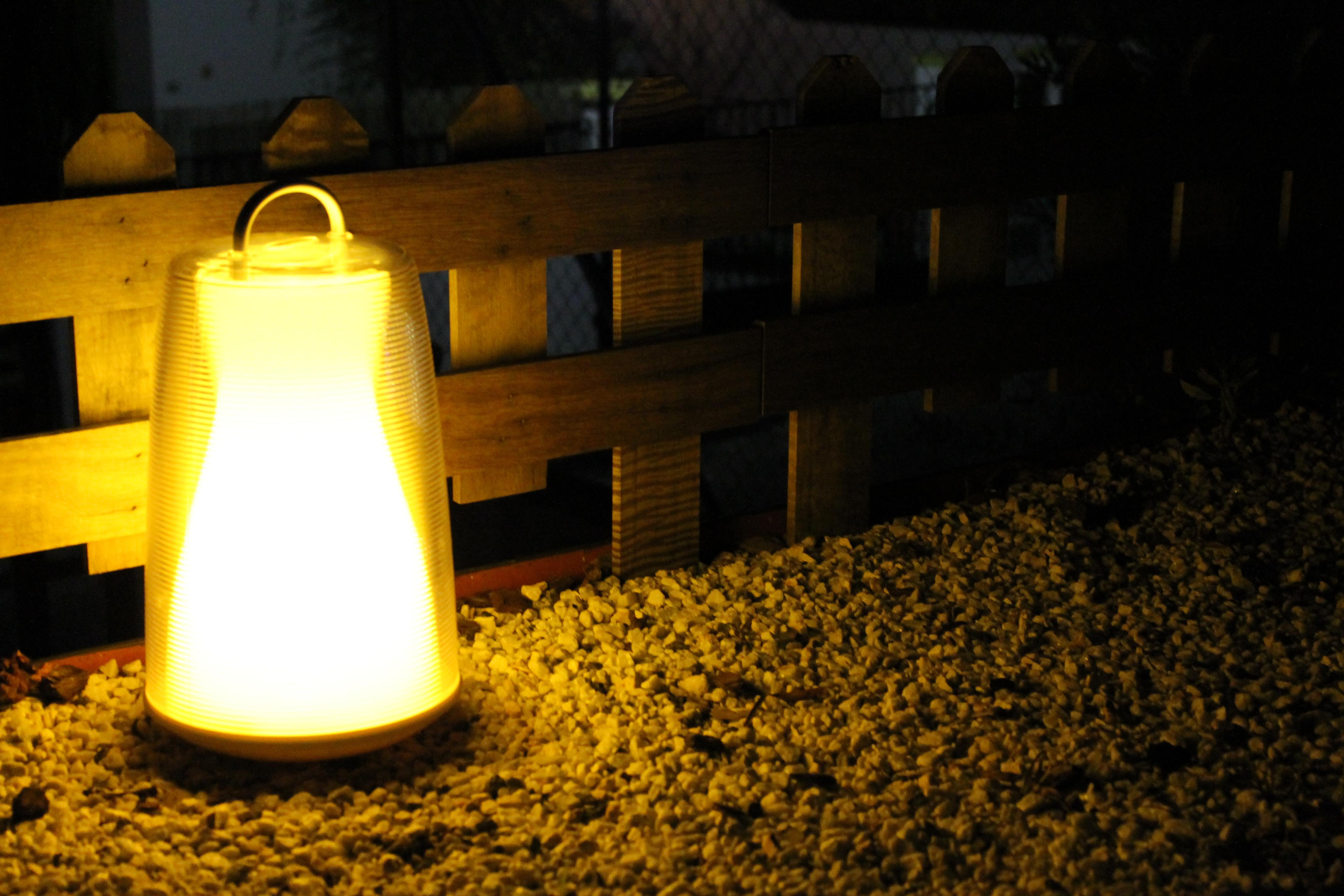 Lamparas Exterior Jardin Farola De Tres Luces Para
