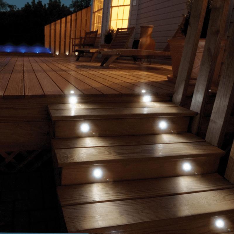 Iluminacin para terraza o jardn Crea tu Luz