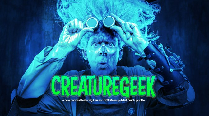 SFX CreatureGeek FX monster makeup