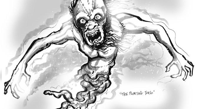 Len's Ghostbuster Concept Sketches