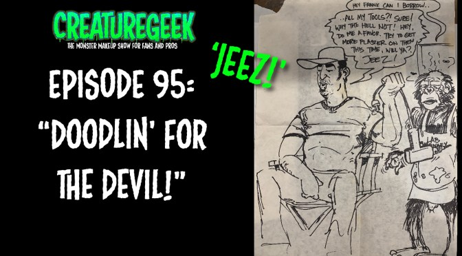 Doodlin' For The Devil: Mark Tavares – Episode 95 -1/29/19