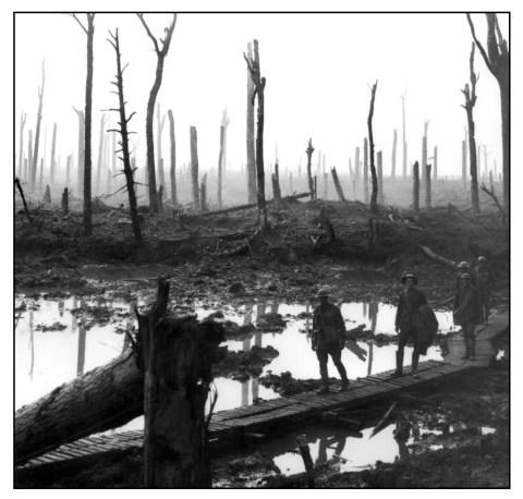 Ypres, 1917