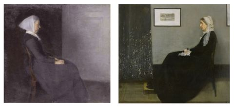 hammershoi and whistler