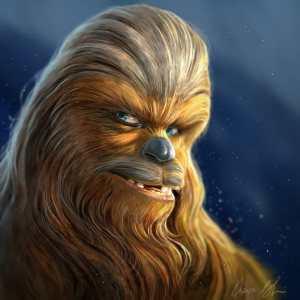 Star Wars Art Aaron Blaise