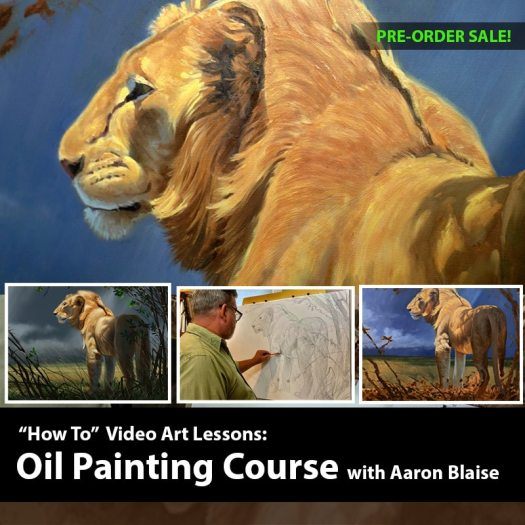 Aaron Blaise Oil Painting Course