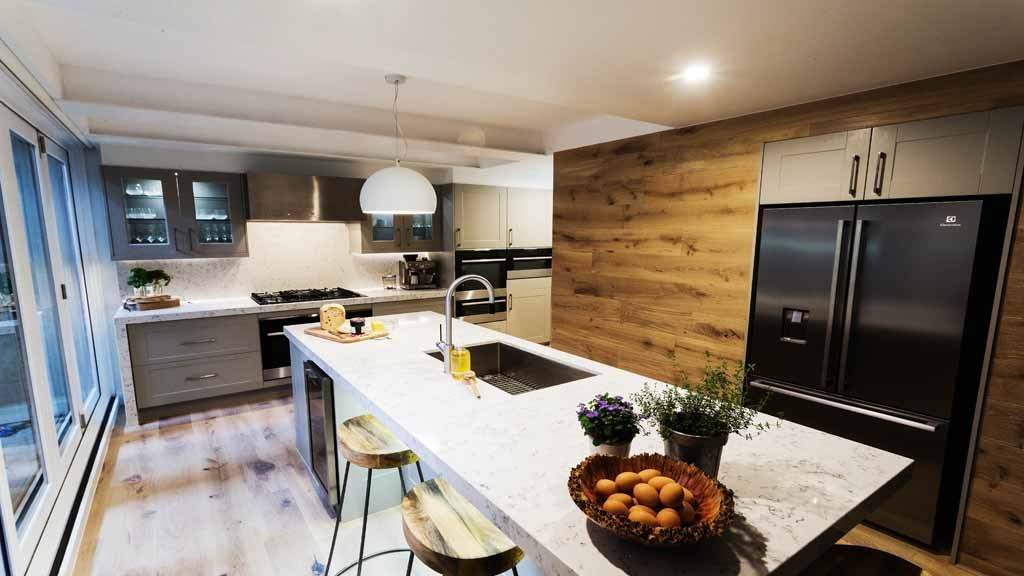 The Block Triple Threat Room Reveals – Kitchens!