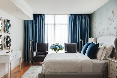 Blue Colour Schemes – Are they calming or sickening?