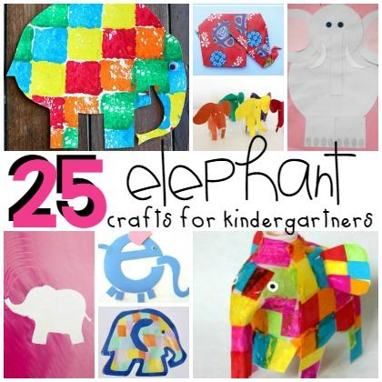 elephant crafts
