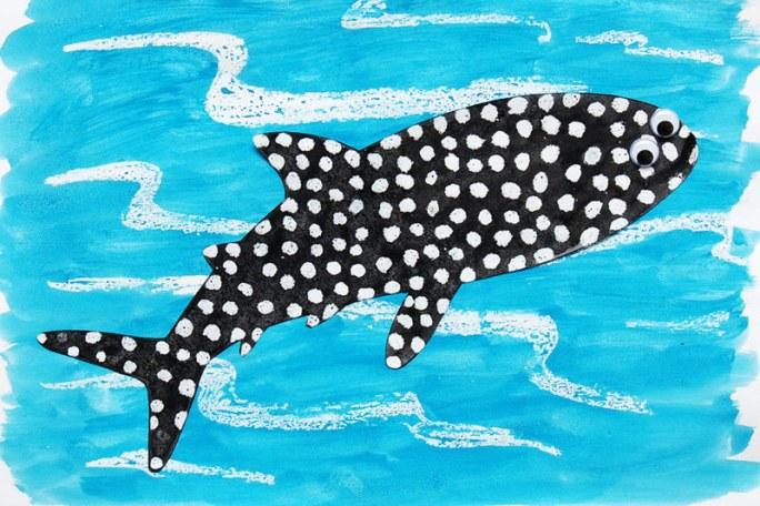 whale shark craft