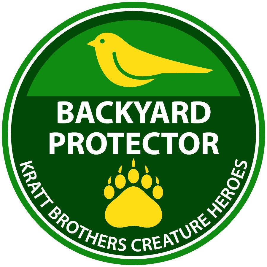 Backyard Protector Badge