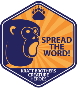 Spread The Word Badge