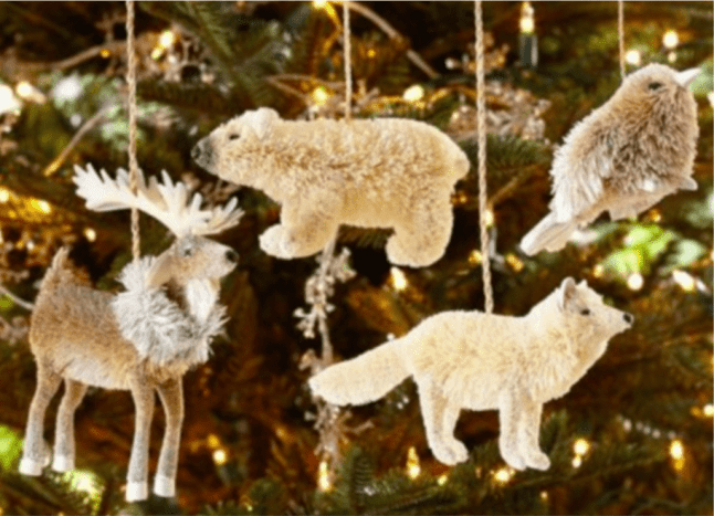 Holiday Ornament Sale