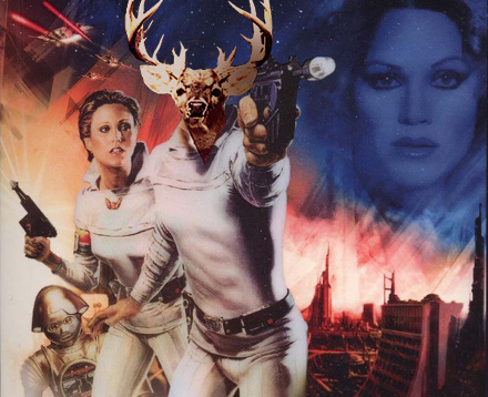 What if Buck Rogers was a buck?