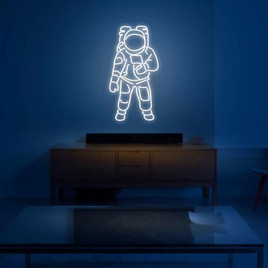 Neon espacio