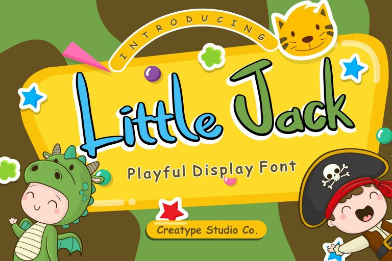 Preview image of Little Jack