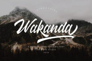 Wakanda Script