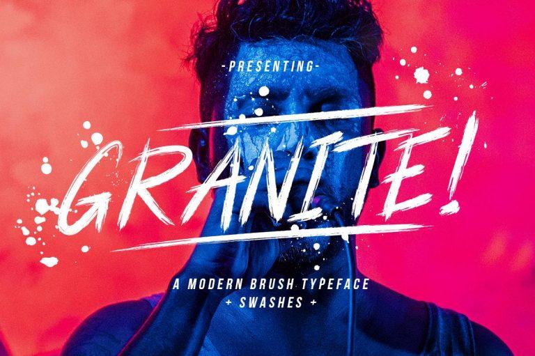 Preview image of Granite Brush