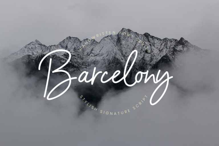 Preview image of Barcelony Signature