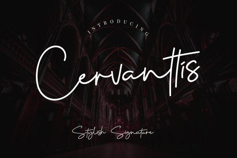 Preview image of Cervanttis Signature Script